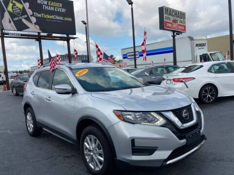 2019 Nissan Rogue for sale at 1000 Cars Plus Boats - Lot 14 in Miami FL