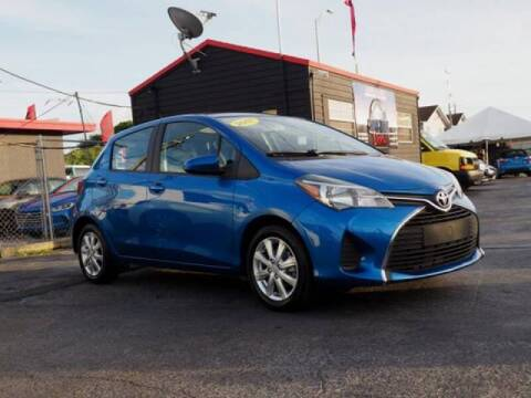 2016 Toyota Yaris for sale at 1000 Cars Plus Boats - LOT 11 in Miami FL