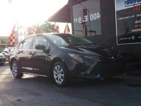 2020 Toyota Corolla for sale at 1000 Cars Plus Boats - LOT 11 in Miami FL