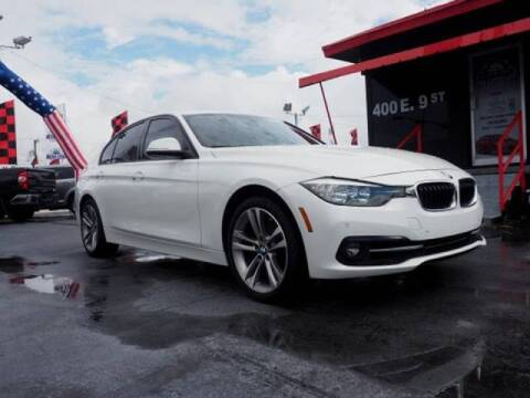 2016 BMW 3 Series for sale at 1000 Cars Plus Boats - LOT 11 in Miami FL