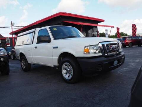 2010 Ford Ranger for sale at 1000 Cars Plus Boats - LOT 11 in Miami FL