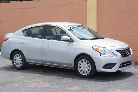 2017 Nissan Versa for sale at 1000 Cars Plus Boats - Lot 7 in Miami FL