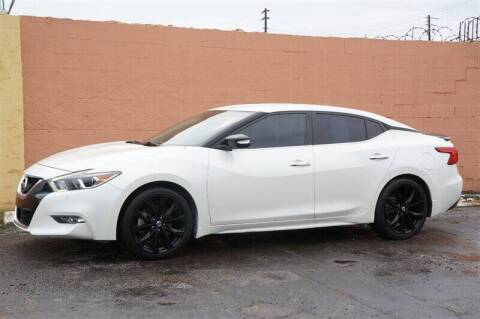 2017 Nissan Maxima for sale at 1000 Cars Plus Boats - Lot 7 in Miami FL