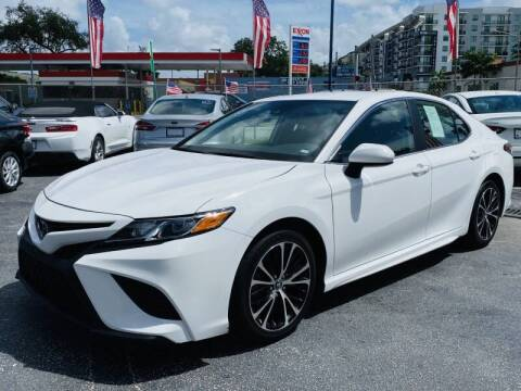 2019 Toyota Camry for sale at 1000 Cars Plus Boats - Lot 6 in Miami FL