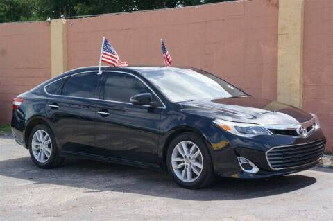 2014 Toyota Avalon for sale at 1000 Cars Plus Boats - Lot 7 in Miami FL