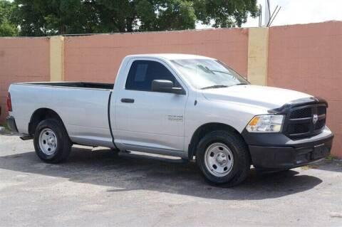 2016 RAM Ram Pickup 1500 for sale at 1000 Cars Plus Boats - Lot 7 in Miami FL