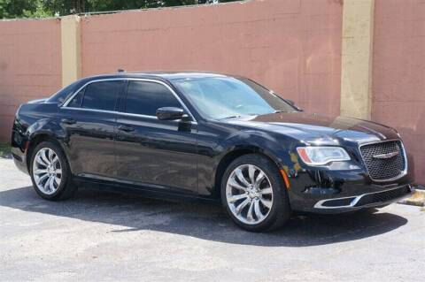 2016 Chrysler 300 for sale at 1000 Cars Plus Boats - Lot 7 in Miami FL