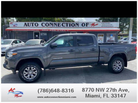 2017 Toyota Tacoma for sale at 1000 Cars Plus Boats - Lot 9 in Miami FL