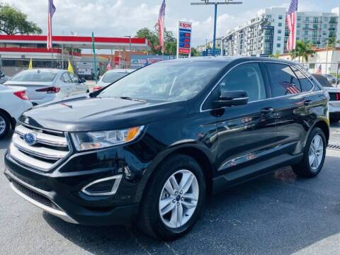 2018 Ford Edge for sale at 1000 Cars Plus Boats - Lot 6 in Miami FL