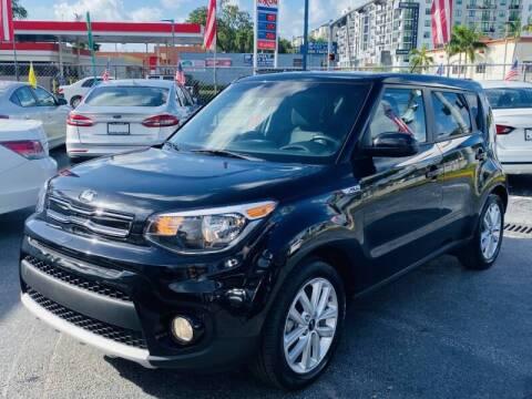2019 Kia Soul for sale at 1000 Cars Plus Boats - Lot 6 in Miami FL