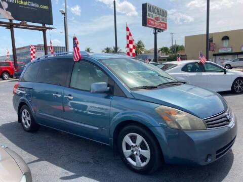 2008 Nissan Quest for sale at 1000 Cars Plus Boats - Lot 14 in Miami FL