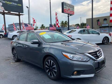 2018 Nissan Altima for sale at 1000 Cars Plus Boats - Lot 14 in Miami FL