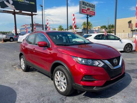 2020 Nissan Rogue Sport for sale at 1000 Cars Plus Boats - Lot 14 in Miami FL