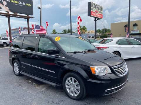 2016 Chrysler Town and Country for sale at 1000 Cars Plus Boats - Lot 14 in Miami FL
