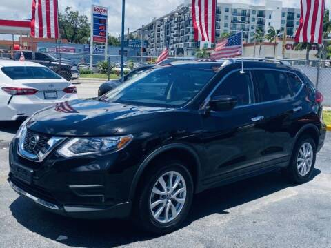 2019 Nissan Rogue for sale at 1000 Cars Plus Boats - Lot 6 in Miami FL