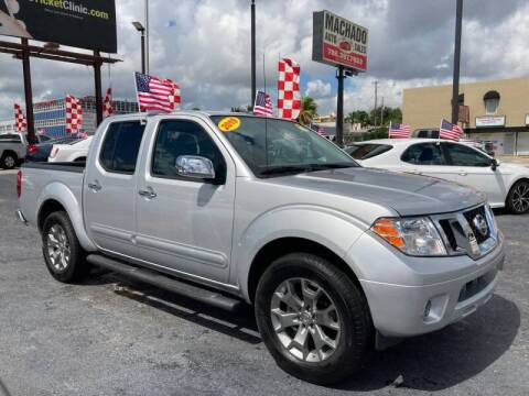 2019 Nissan Frontier for sale at 1000 Cars Plus Boats - Lot 14 in Miami FL