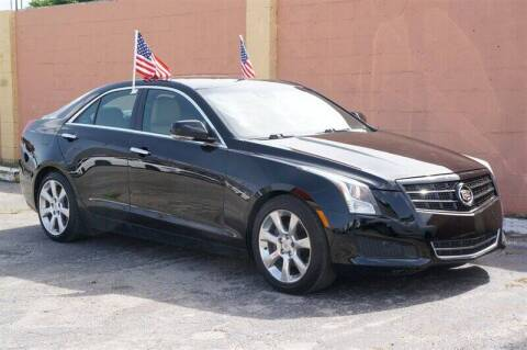 2013 Cadillac ATS for sale at 1000 Cars Plus Boats - Lot 7 in Miami FL