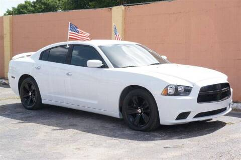 2014 Dodge Charger for sale at 1000 Cars Plus Boats - Lot 7 in Miami FL