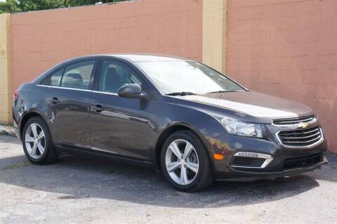 2015 Chevrolet Cruze for sale at 1000 Cars Plus Boats - Lot 7 in Miami FL
