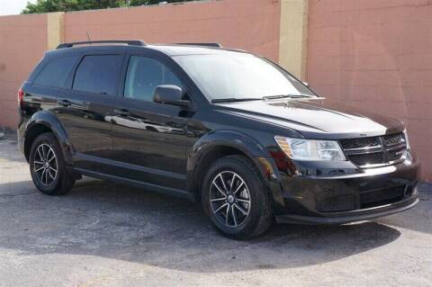2018 Dodge Journey for sale at 1000 Cars Plus Boats - Lot 7 in Miami FL