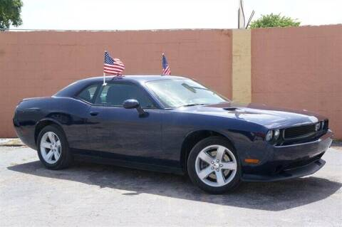 2013 Dodge Challenger for sale at 1000 Cars Plus Boats - Lot 7 in Miami FL