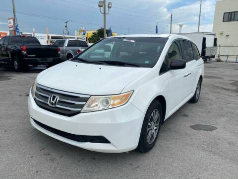 2011 Honda Odyssey for sale at 1000 Cars Plus Boats in Miami FL