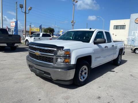 2014 Chevrolet Silverado 1500 for sale at 1000 Cars Plus Boats in Miami FL