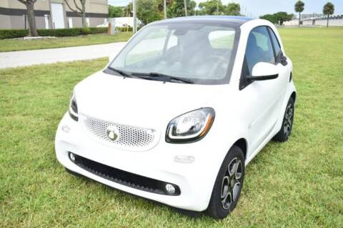 2017 Smart fortwo for sale at 1000 Cars Plus Boats - LOT 3 in Miami FL