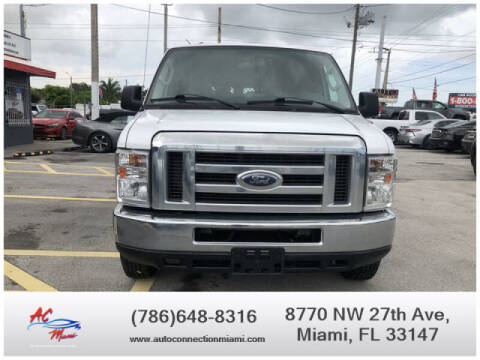 2012 Ford E-Series Cargo for sale at 1000 Cars Plus Boats - Lot 9 in Miami FL