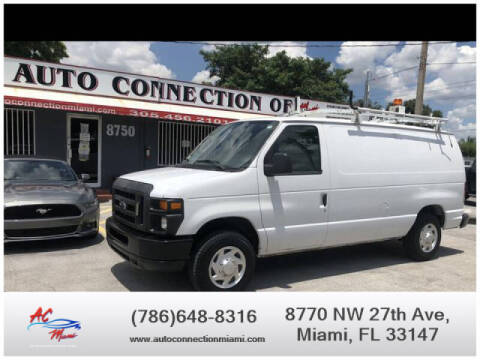 2011 Ford E-Series Cargo for sale at 1000 Cars Plus Boats - Lot 9 in Miami FL