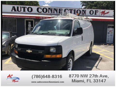 2011 Chevrolet Express Cargo for sale at 1000 Cars Plus Boats - Lot 9 in Miami FL