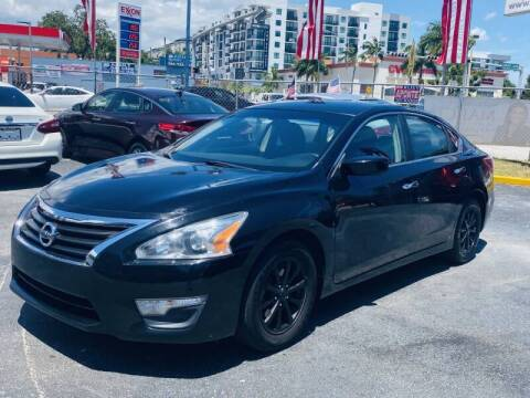 2013 Nissan Altima for sale at 1000 Cars Plus Boats - Lot 6 in Miami FL