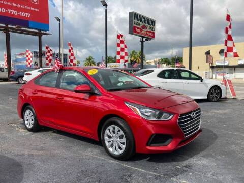 2020 Hyundai Accent for sale at 1000 Cars Plus Boats - Lot 14 in Miami FL