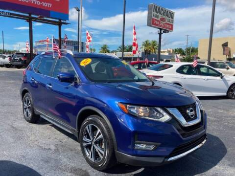 2017 Nissan Rogue for sale at 1000 Cars Plus Boats - Lot 14 in Miami FL