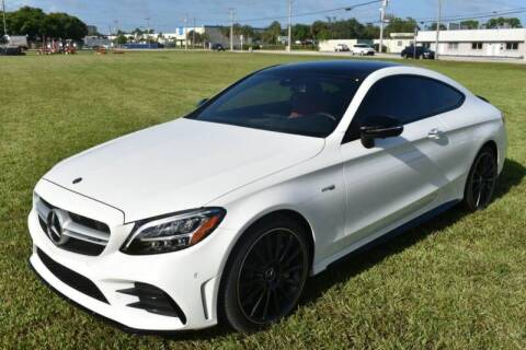 2020 Mercedes-Benz C-Class for sale at 1000 Cars Plus Boats - LOT 3 in Miami FL