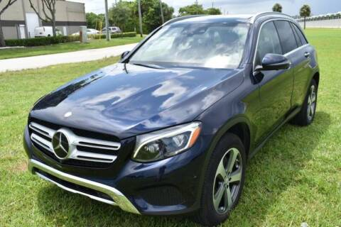 2016 Mercedes-Benz GLC for sale at 1000 Cars Plus Boats - LOT 3 in Miami FL