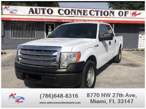 2013 Ford F-150 for sale at 1000 Cars Plus Boats - Lot 9 in Miami FL