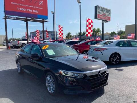 2018 Honda Accord for sale at 1000 Cars Plus Boats - Lot 14 in Miami FL