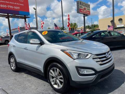 2016 Hyundai Santa Fe Sport for sale at 1000 Cars Plus Boats - Lot 14 in Miami FL