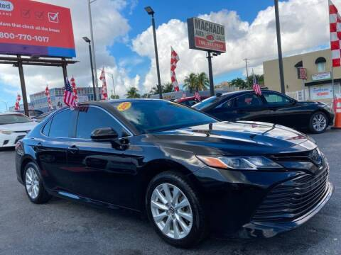 2018 Toyota Camry for sale at 1000 Cars Plus Boats - Lot 14 in Miami FL