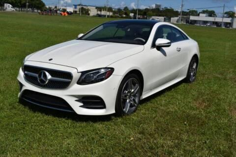 2018 Mercedes-Benz E-Class for sale at 1000 Cars Plus Boats - LOT 3 in Miami FL