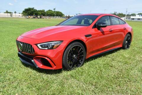 2019 Mercedes-Benz AMG GT for sale at 1000 Cars Plus Boats - LOT 3 in Miami FL