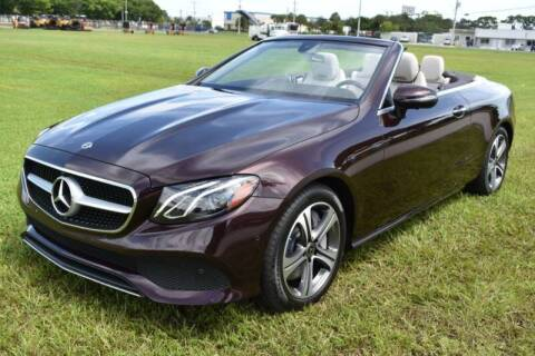 2019 Mercedes-Benz E-Class for sale at 1000 Cars Plus Boats - LOT 3 in Miami FL