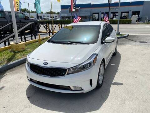 2017 Kia Forte for sale at 1000 Cars Plus Boats - Lot 15 in Hialeah FL