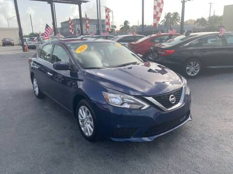2019 Nissan Sentra for sale at 1000 Cars Plus Boats - Lot 14 in Miami FL