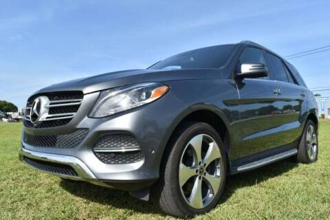 2017 Mercedes-Benz GLE for sale at 1000 Cars Plus Boats - LOT 3 in Miami FL