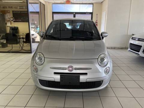 2012 FIAT 500 for sale at 1000 Cars Plus Boats in Miami FL