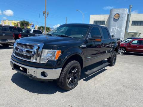 2012 Ford F-150 for sale at 1000 Cars Plus Boats in Miami FL