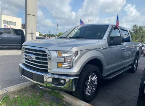 2016 Ford F-150 for sale at 1000 Cars Plus Boats in Miami FL