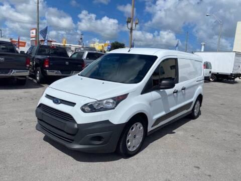 2017 Ford Transit Connect Cargo for sale at 1000 Cars Plus Boats in Miami FL